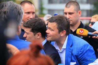 «Квартал 95» вперше пожартував про стосунки Богдана і Зеленського – відео