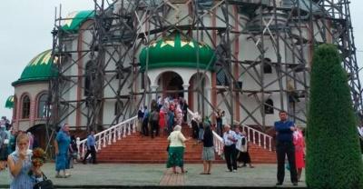 На Анниній горі з нагоди свята Маковея зібралися чотири тисячі паломників