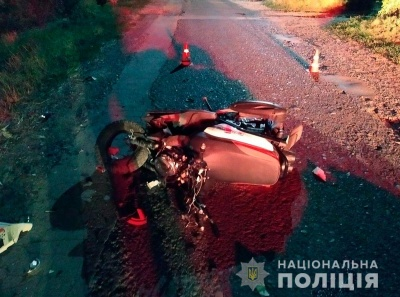На Буковині після зіткнення мотоциклів загинули двоє осіб, ще одна у важкому стані