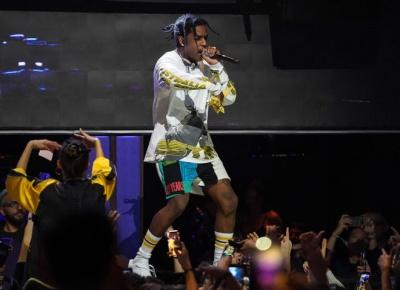 Реперу A$AP Rocky винесли вирок у Швеції