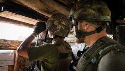 Внаслідок обстрілу на Донбасі загинув український військовий