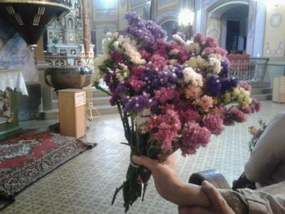 Чернівецькі католики відзначили Успіння та освятили квіти – фото