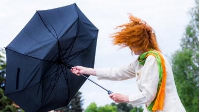 В Україні оголосили штормове попередження на завтра