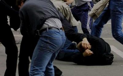 У Чернівцях на вулиці Полєтаєва сталася масова бійка