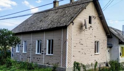 Підрахували збитки від негоди у Сторожинці: град пошкодив більше 2 тисяч будинків