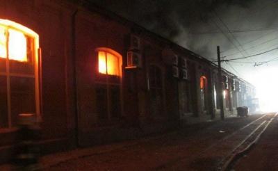 Пожежу в готелі Одеси міг спричинити підпал, щоб приховати вбивство – поліція