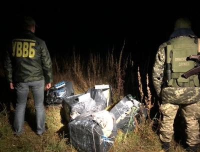 На Буковині контрабандистів вчергове зупиняли пострілами: є поранений