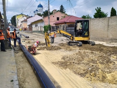 У центрі Чернівців перекриють перехрестя через водопровідні роботи