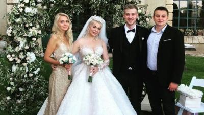Аліна Гросу зізналася, у скільки батькам обійшлося її розкішне весілля в Італії