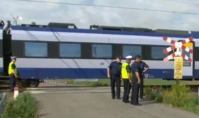 У Польщі на залізничному переїзді загинула мати з дітьми – їх збили два поїзди