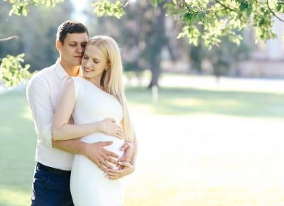 """Ведуча та модель Анна Гресь розповіла, як ставиться до """"вагітних"""" фотосесій"""