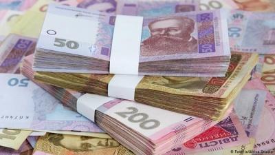 Мінфін позичив до держбюджету ще 1 мільярд гривень