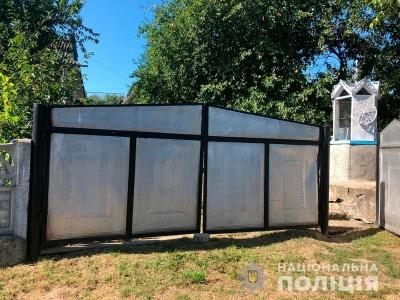 Напали на будинок: поліція вилучила пістолет в учасника конфлікту в селі на Буковині