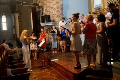 У Чернівцях записали диск із церковною музикою Євсевія Мандичевського