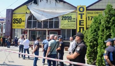 В Україні додатково перевірять готелі після трагедії в Одесі