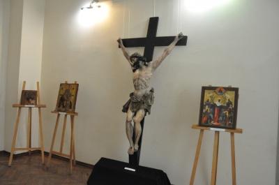 Отреставрированные произведения показали в Художественном музее в Черновцах