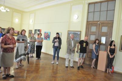 Відреставровані твори показали у Художньому музеї  у Чернівцях