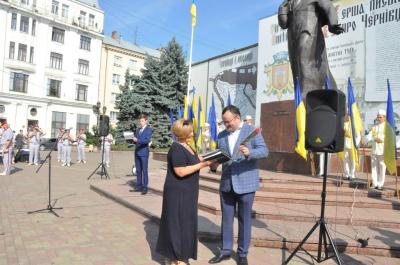 До Дня Незалежності  нагородили буковинців та чернівчан – фото