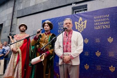 Буковинець створив унікальний музей нації у Києві - фото