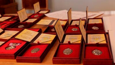 Президент України присвоїв трьом буковинцям звання заслужених