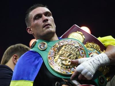 Усик відмовився від бою з російським боксером