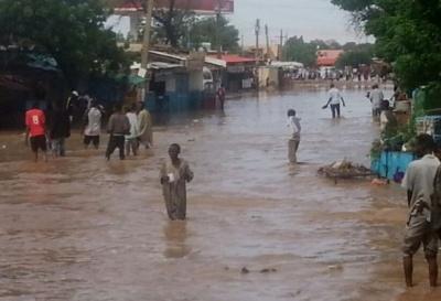 У Судані від повеней та злив загинули 60 людей