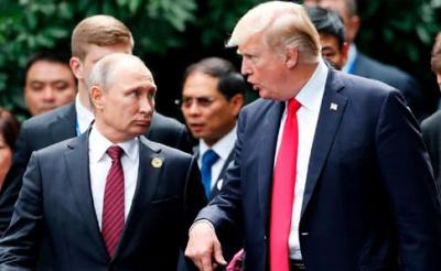 Трамп знову заявив, що хоче запросити Путіна на зустріч G7