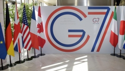 Велика Британія та Канада виступили проти повернення Росії до G7