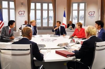 ЗМІ: Лідери країн G7 обговорили повернення Росії