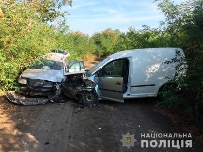 Двох водіїв госпіталізували після ДТП на польовій дорозі на Буковині