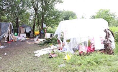 Двоє нападників на ромський табір у Львові уникли покарання