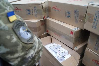 На Буковині чергова стрілянина на кордоні: контрабандисти втекли, покинувши сигарет на 150 тисяч