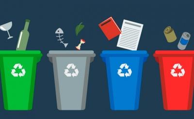 З осені в українських готелях введуть обов'язкове сортування сміття