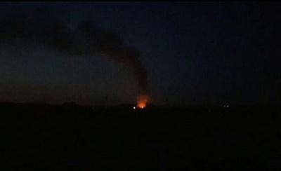 Небо над Чернівцями знову вкрила густа димова завіса - відео
