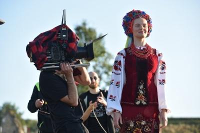 У Хотинській фортеці знімали документальний фільм «Хор Верьовки» – фото