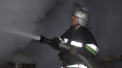 У ресторані на Буковині сталася пожежа, одна людина травмована