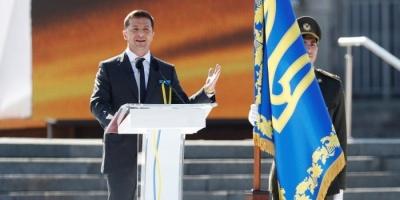 100 днів президентства: скільки українців довіряють Зеленському