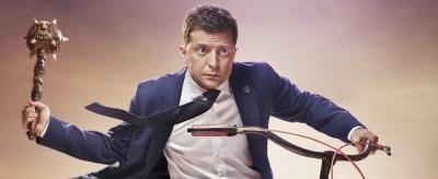 """Серіал """"Слуга народу"""" увійшов в трійку найпопулярніших серіалів у Росії"""