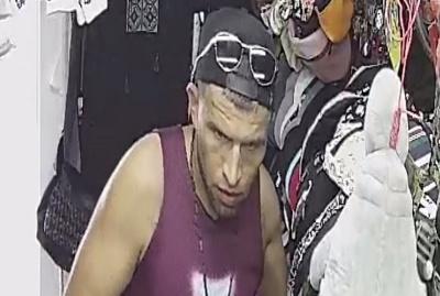 Соцмережі допомогли встановити особу чоловіка, який вчинив крадіжку в Чернівцях