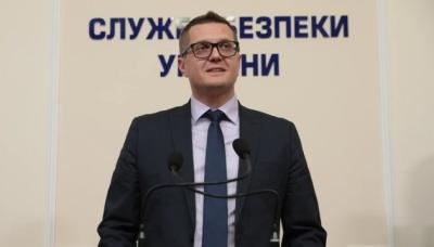 Президент пропонує Раді призначити головою СБУ Баканова