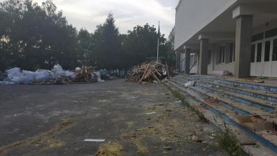 У чернівецькій школі №22, яку затопило, навчання не переноситимуть