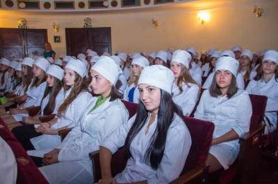У Чернівцях відбудеться посвята студентів-медиків
