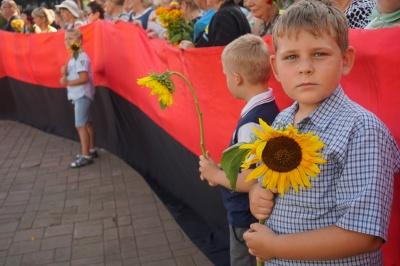 У Чернівцях відбувся спільний молебень за загиблими героями – фото