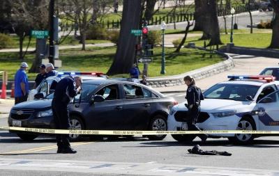 У Вашингтоні в злодія викрали автомобіль, поки він грабував магазин
