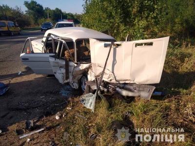 На Буковині через зіткнення двох автомобілів травмовані люди