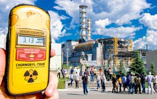Чорнобильська зона побила рекорди відвідуваності