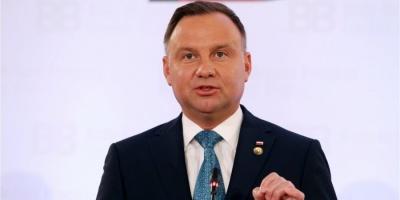 Президент Польщі пообіцяв «виставити рахунок» Німеччині за Другу світову війну