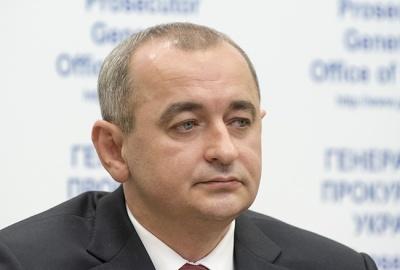 Буковинця Матіоса звільнили з посади головного військового прокурора