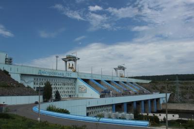На мостовому переїзді Дністровської ГЕС частково обмежать рух транспорту