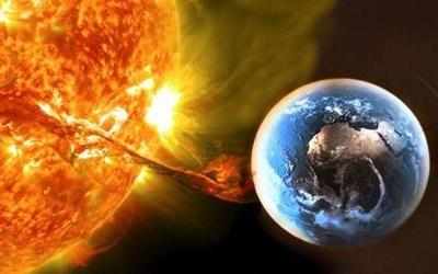 На Землі зафіксували надпотужну магнітну бурю